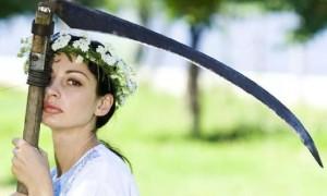 Сельскохозяйственная коса. Характеристики, виды и выбор