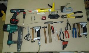 Какой нужен инструмент для изготовления мебели своими руками?