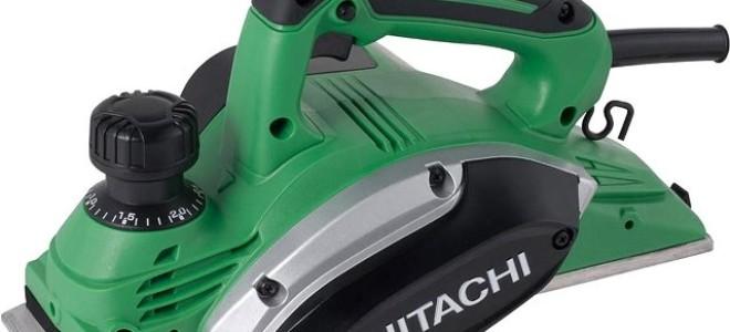 Электрорубанки «Hitachi», обзор моделей, тестирование
