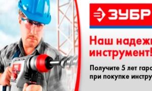 История компании «Зубр»