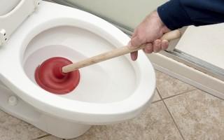 Какой используют инструмент для прочистки канализации?