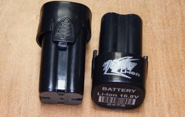 Аккумуляторы к шуруповерту «LONGYUN»
