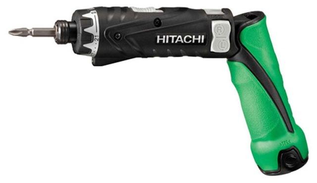 """Аккумуляторная отвертка """"Hitachi"""""""