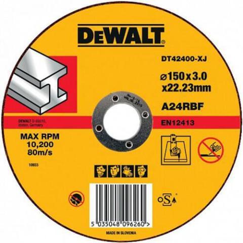 """Новый диск для болгарки """"DeWalt"""""""