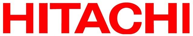"""Hitachi"" логотип"