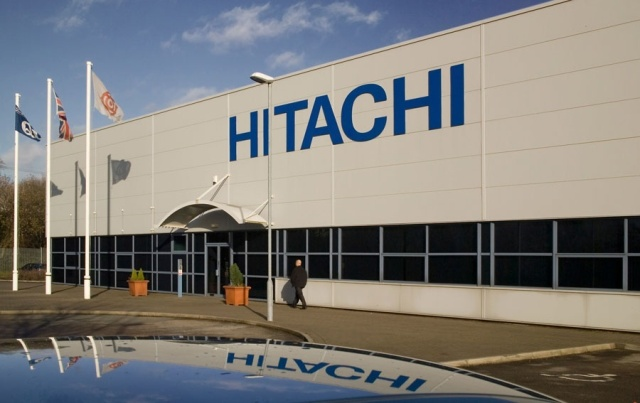 """""""Hitachi"""" завод"""