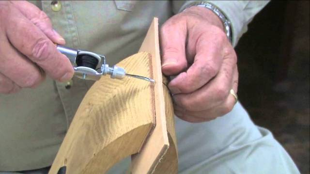 Как пользоваться шилом