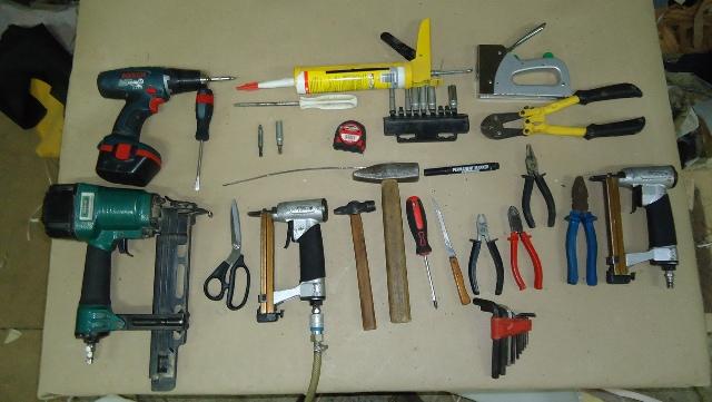 Инструмент для сборки мебели своими руками