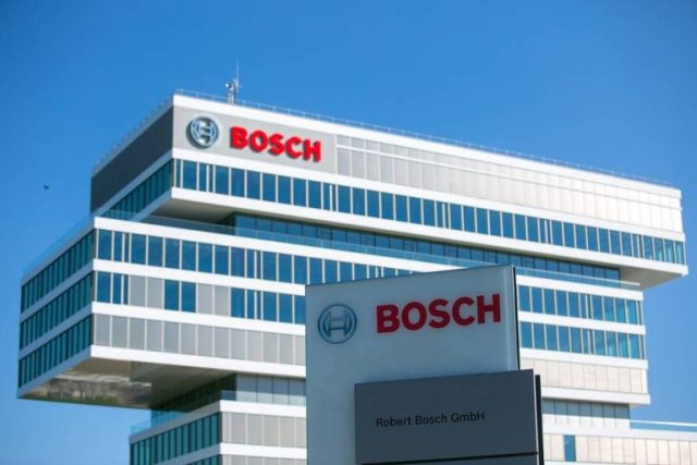 """Офис """"Bosch"""""""