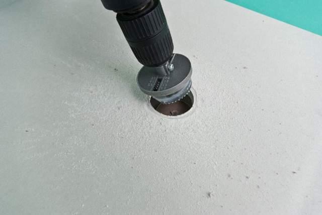 Насадки на дрель для выреза отверстий