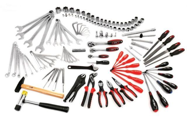 Профессиональный слесарный инструмент