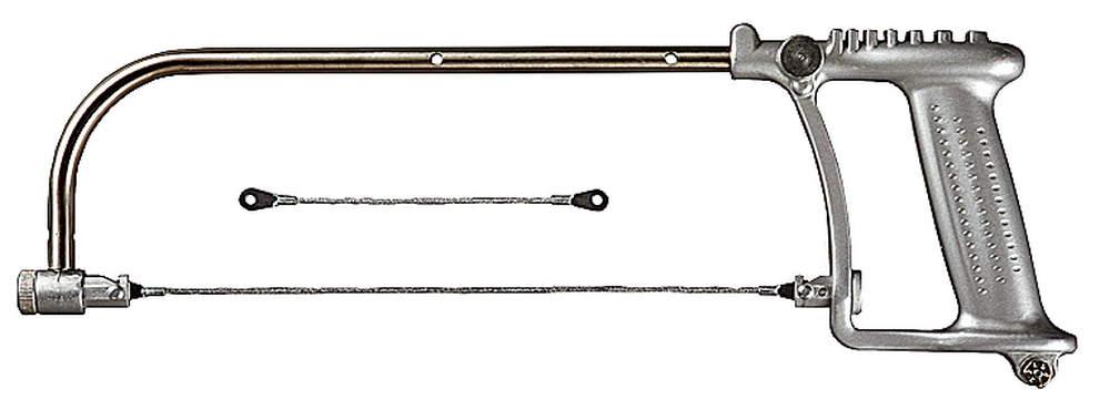 Вольфрамовая нить в ножовке
