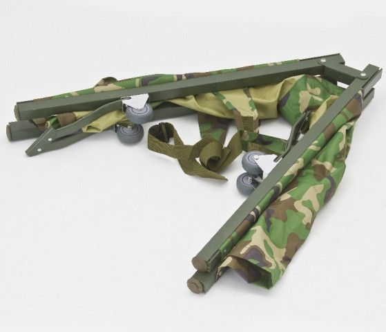 Военная модель складных носилок
