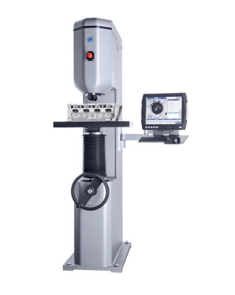 Стационарный аппарат для измерения твердости материалов
