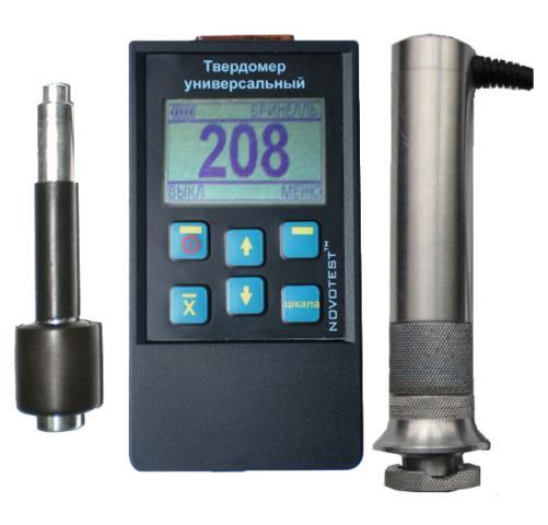 Универсальный прибор для измерения твердости материалов