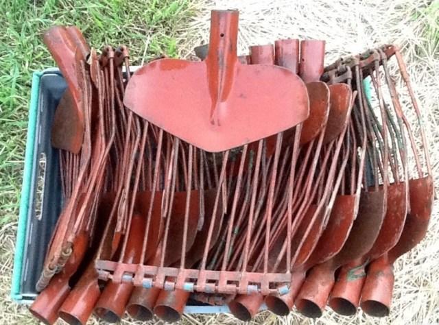 Лопаты для корнеплодов