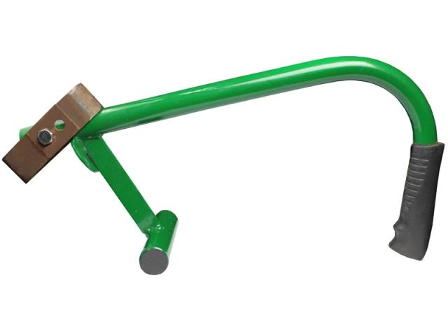 Ручная модель с изогнутой ручкой