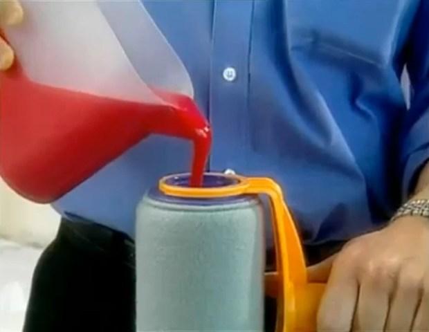 Валик с функцией заливки краски