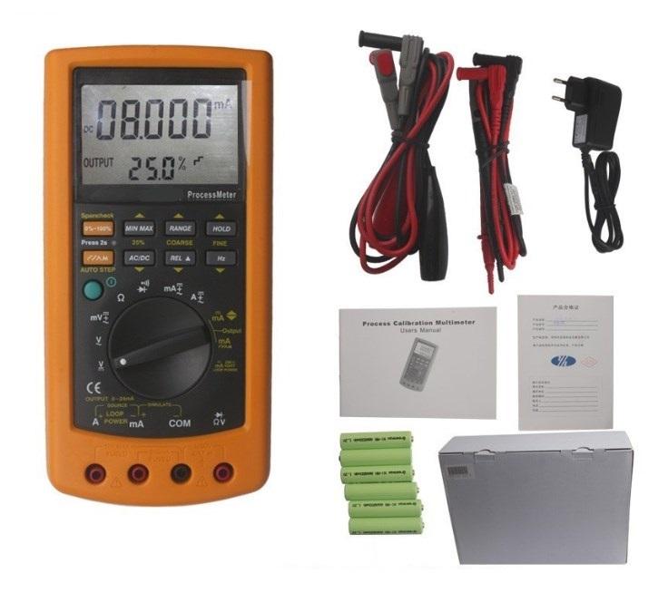 Прибор работающий от сети или батареек