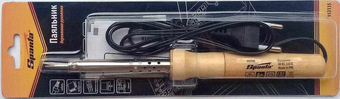 Инструмент с нихромовым нагревателем