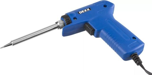 Инструмент с пистолетной рукоятью