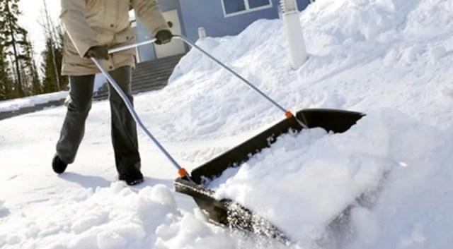 Движок для уборки снега