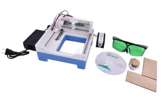 Лазерный минигравер