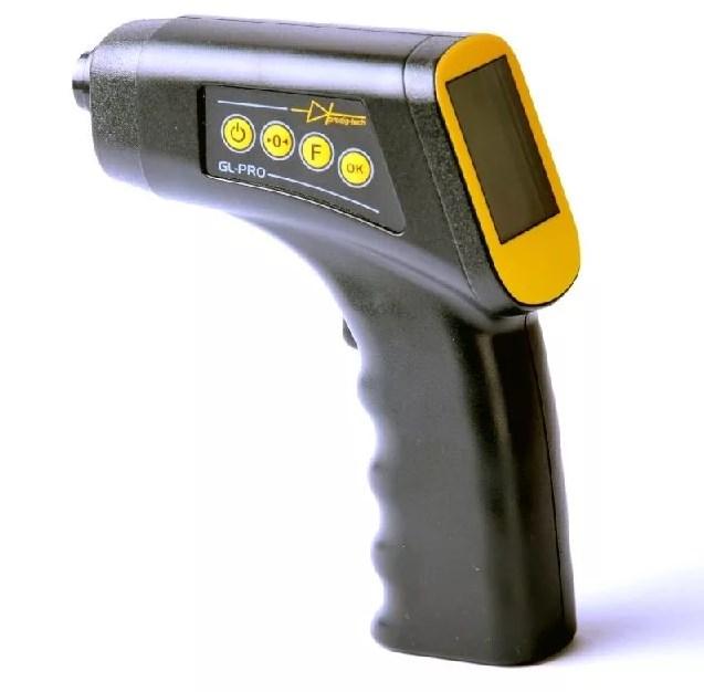 Измеритель толщины пистолетной формы