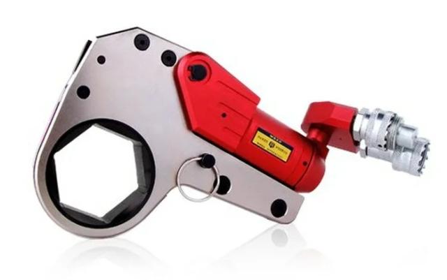 Динамометрический ключ гидравлический